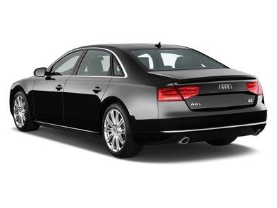Ремонт глушителей Audi A8