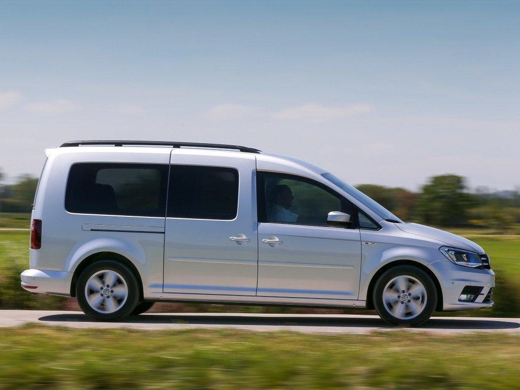 Ремонт глушителя Volkswagen Caddy
