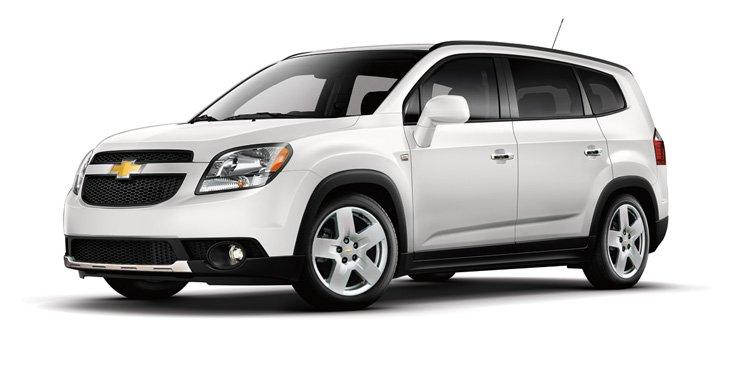 Ремонт глушителей Chevrolet Orlando