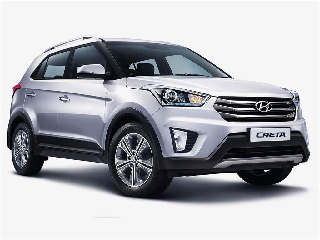 Ремонт глушителей Hyundai Creta