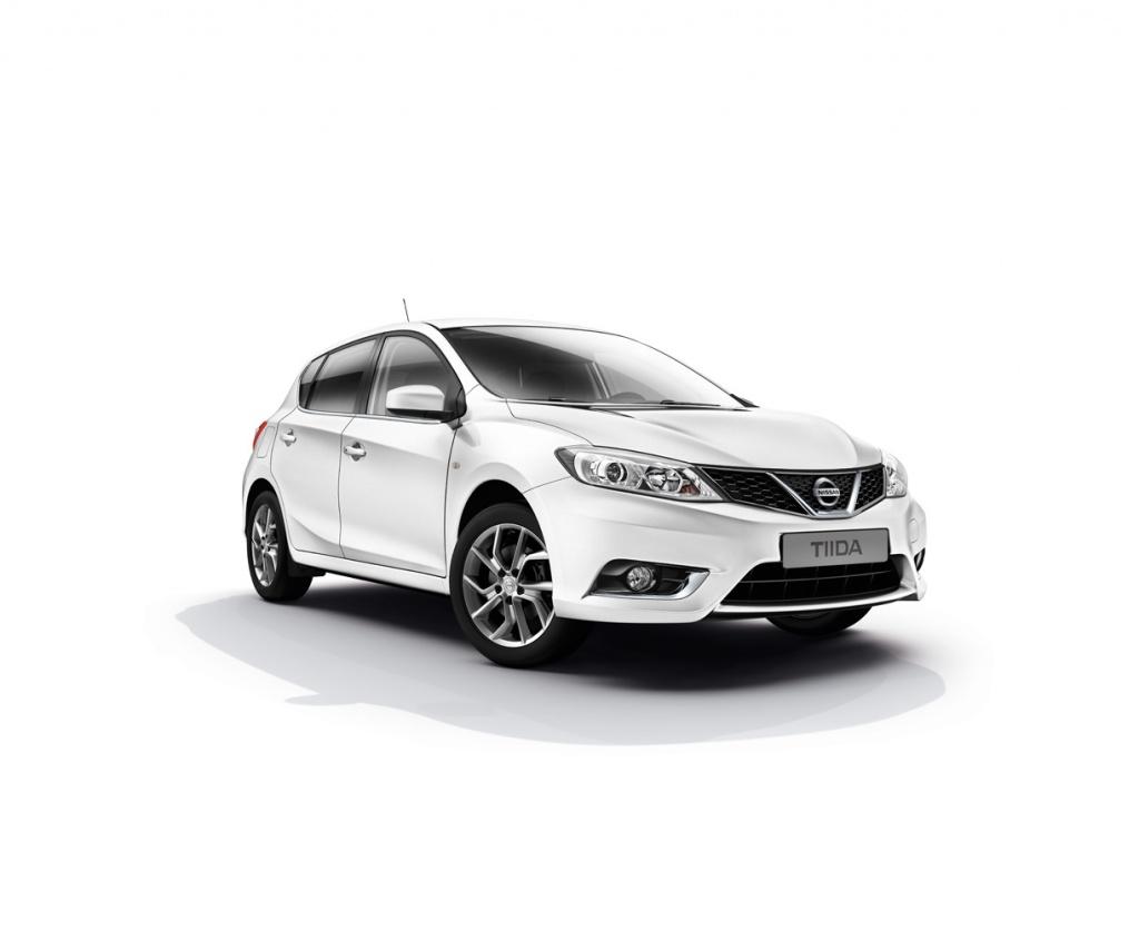 Ремонт глушителей Nissan Tiida