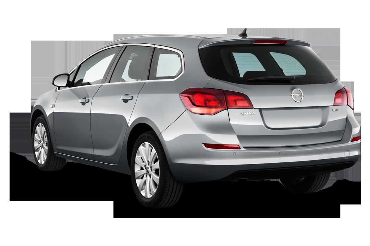 Ремонт глушителей Opel Astra